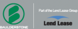 Baulderstone and Lend Lease logo.