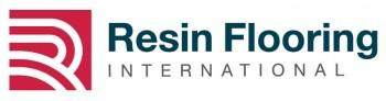 Resin Flooring International logo.