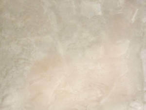 Sample of Liquid Marble in Oatmeal colour.
