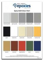 RWE Commercial Self-level System colour chart icon.
